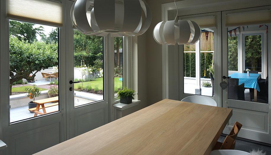 Doors Uitbouw Keuken : Uitbouw te lochem raymond horstman