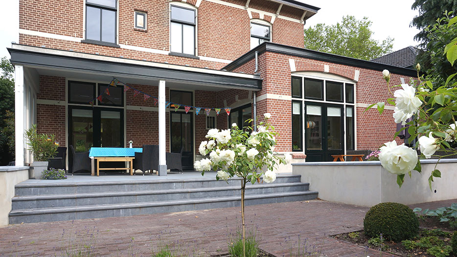 Uitbouw te lochem raymond horstman - Keuken verandas ...