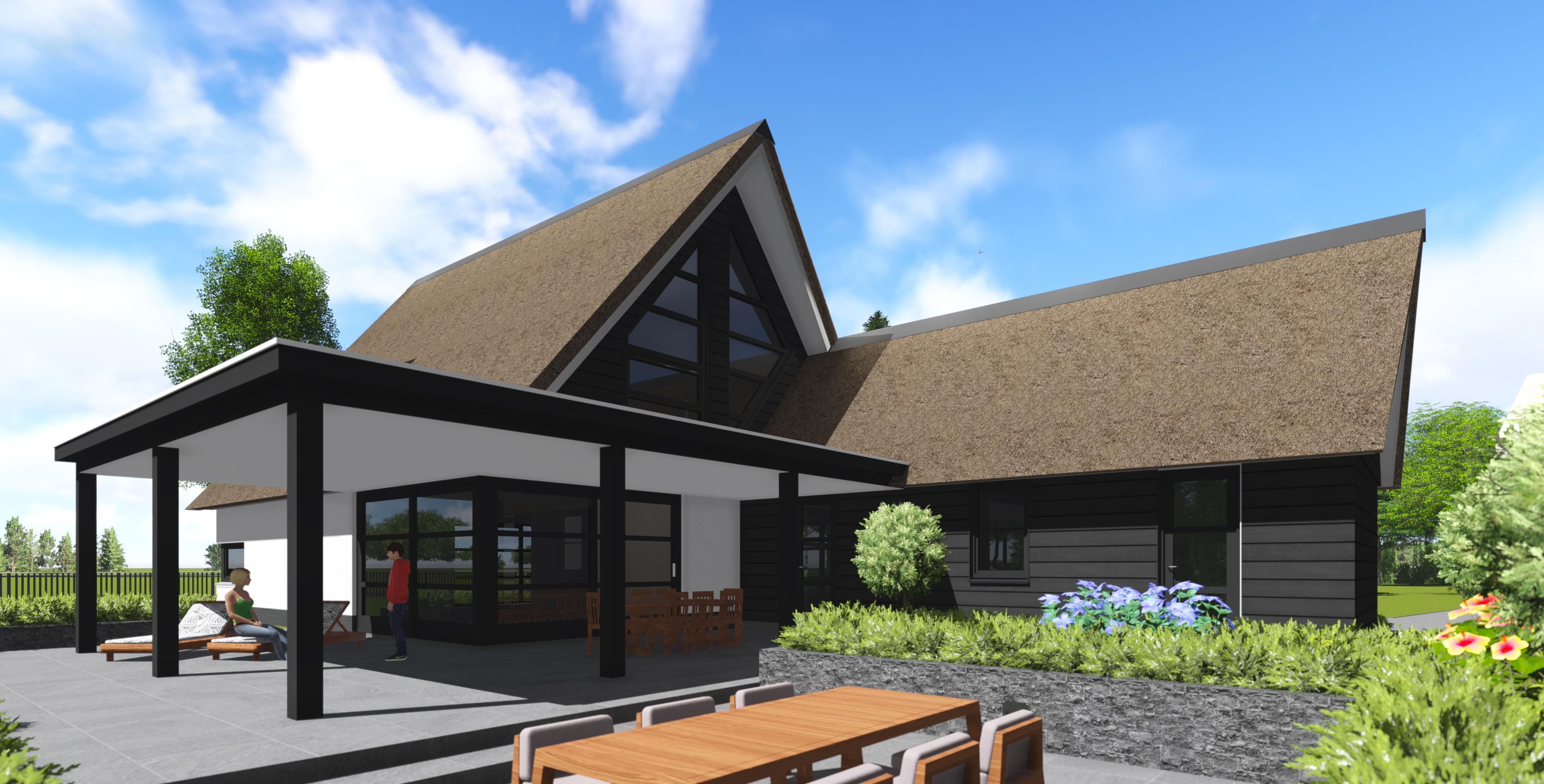 Geen categorie archieven raymond horstman for Moderne aanbouw aan klassiek huis